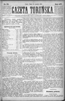 Gazeta Toruńska 1880, R. 14 nr 24