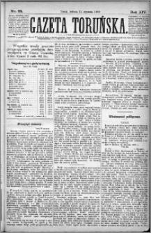 Gazeta Toruńska 1880, R. 14 nr 25
