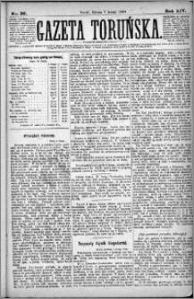 Gazeta Toruńska 1880, R. 14 nr 30