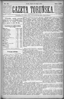 Gazeta Toruńska 1880, R. 14 nr 47