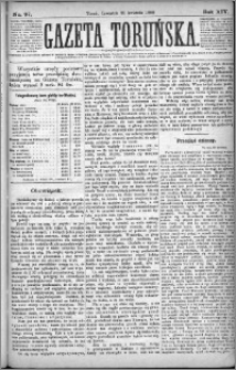Gazeta Toruńska 1880, R. 14 nr 97