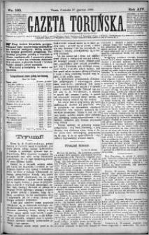 Gazeta Toruńska 1880, R. 14 nr 145