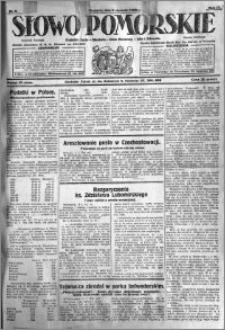 Słowo Pomorskie 1929.01.06 R.9 nr 5