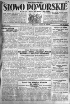Słowo Pomorskie 1929.01.09 R.9 nr 7
