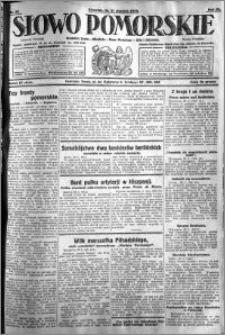 Słowo Pomorskie 1929.01.31 R.9 nr 26