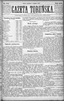 Gazeta Toruńska 1880, R. 14 nr 174