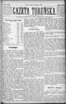 Gazeta Toruńska 1880, R. 14 nr 178