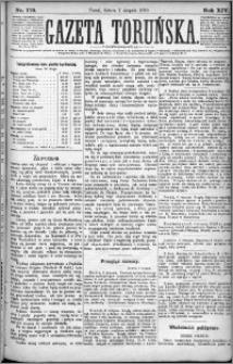 Gazeta Toruńska 1880, R. 14 nr 179