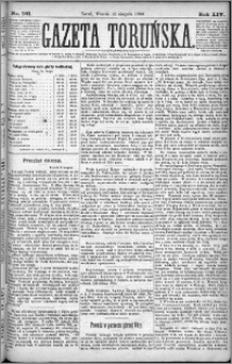 Gazeta Toruńska 1880, R. 14 nr 181