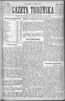 Gazeta Toruńska 1880, R. 14 nr 182