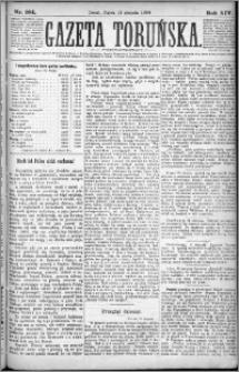 Gazeta Toruńska 1880, R. 14 nr 184