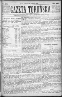 Gazeta Toruńska 1880, R. 14 nr 195