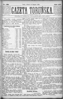 Gazeta Toruńska 1880, R. 14 nr 199