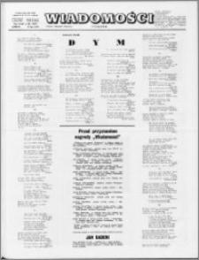 Wiadomości, R. 29 nr 28 (1477), 1974