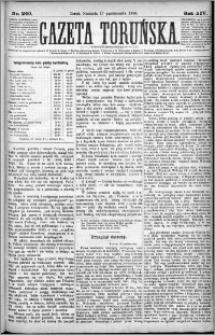 Gazeta Toruńska 1880, R. 14 nr 240