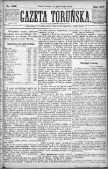 Gazeta Toruńska 1880, R. 14 nr 246