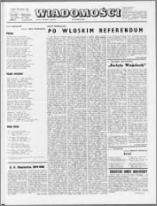 Wiadomości, R. 29 nr 30 (1479), 1974