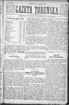 Gazeta Toruńska 1880, R. 14 nr 277