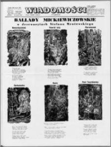 Wiadomości, R. 29 nr 33 (1482), 1974