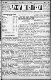 Gazeta Toruńska 1880, R. 14 nr 282