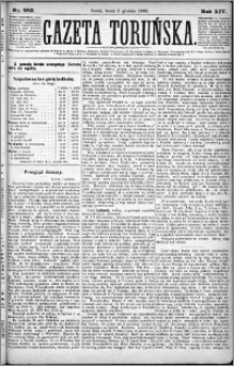 Gazeta Toruńska 1880, R. 14 nr 283