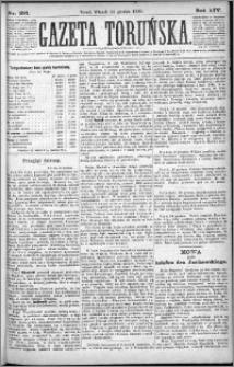 Gazeta Toruńska 1880, R. 14 nr 287