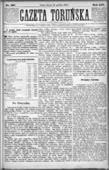 Gazeta Toruńska 1880, R. 14 nr 297