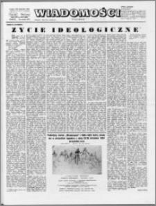 Wiadomości, R. 29 nr 36 (1485), 1974
