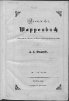 Pommersches Wappenbuch. Bd. 2