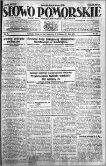 Słowo Pomorskie 1929.03.14 R.9 nr 61