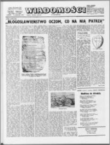 Wiadomości, R. 29 nr 40 (1489), 1974