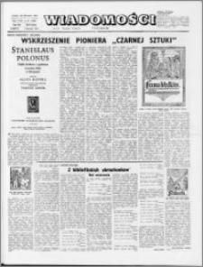 Wiadomości, R. 29 nr 43 (1492), 1974