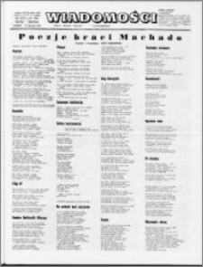 Wiadomości, R. 29 nr 45 (1494), 1974