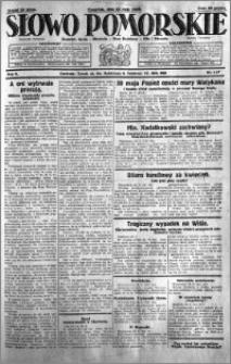Słowo Pomorskie 1929.05.23 R.9 nr 117