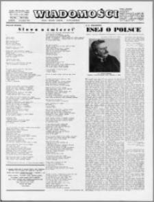 Wiadomości, R. 29 nr 49 (1498), 1974