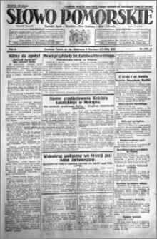 Słowo Pomorskie 1929.07.25 R.9 nr 169