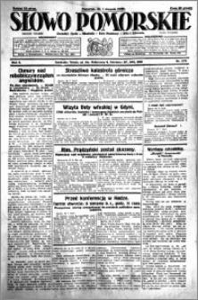Słowo Pomorskie 1929.08.01 R.9 nr 175