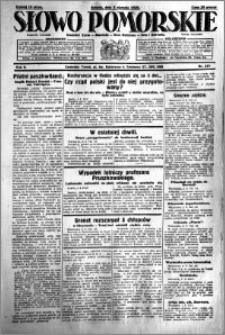 Słowo Pomorskie 1929.08.03 R.9 nr 177