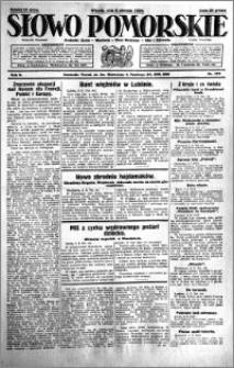 Słowo Pomorskie 1929.08.06 R.9 nr 179