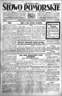 Słowo Pomorskie 1929.08.07 R.9 nr 180