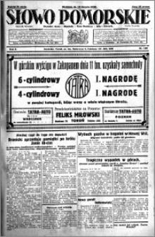 Słowo Pomorskie 1929.08.18 R.9 nr 189