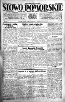 Słowo Pomorskie 1929.08.20 R.9 nr 190