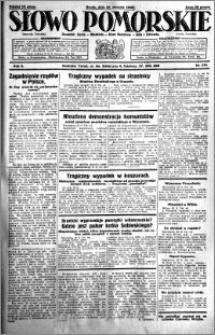 Słowo Pomorskie 1929.08.21 R.9 nr 191