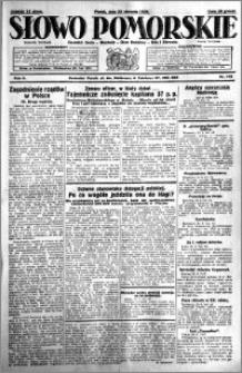 Słowo Pomorskie 1929.08.23 R.9 nr 193