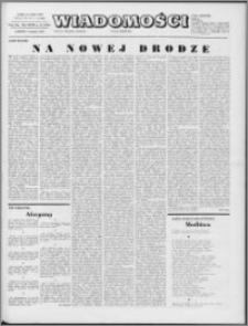 Wiadomości, R. 28 nr 13 (1409), 1973