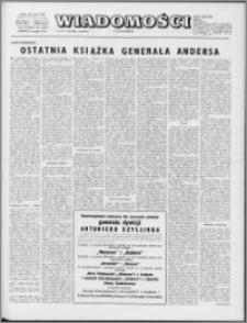 Wiadomości, R. 28 nr 14 (1410), 1973