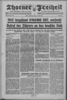 Thorner Freiheit 1943.01.02/03, Jg. 5 nr 1