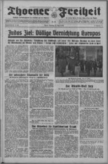 Thorner Freiheit 1943.04.13, Jg. 5 nr 87