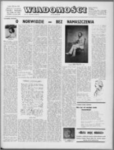 Wiadomości, R. 28 nr 23 (1419), 1973