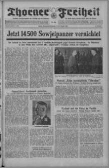 Thorner Freiheit 1943.08.21/22, Jg. 5 nr 196